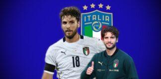 Locatelli gol Italia contra Bulgaria