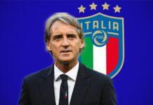 Mancini Italia EURO 2020