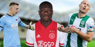 Eredivisie 32 rodada