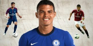 Chelsea Thiago Silva