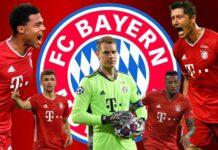 Bundesliga Bayern Campeao