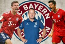 Bayern campeao