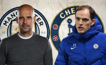 Final UCL Man City Chelsea
