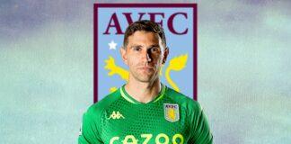 Aston Villa Martinez