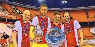 Eredivisie Ajax camepao