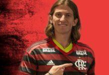 Flamengo Felipe Luis