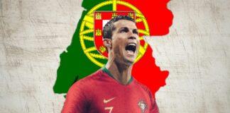 EURO 2020 Portugal Ronaldo