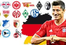 Bundesliga 3 rodada