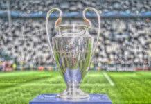 Champions League trofeu