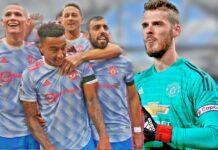 Premier League Manchester United West Ham