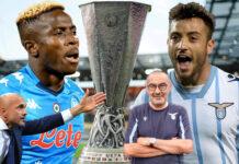 Europa League ou Liga Europa equipes italianas